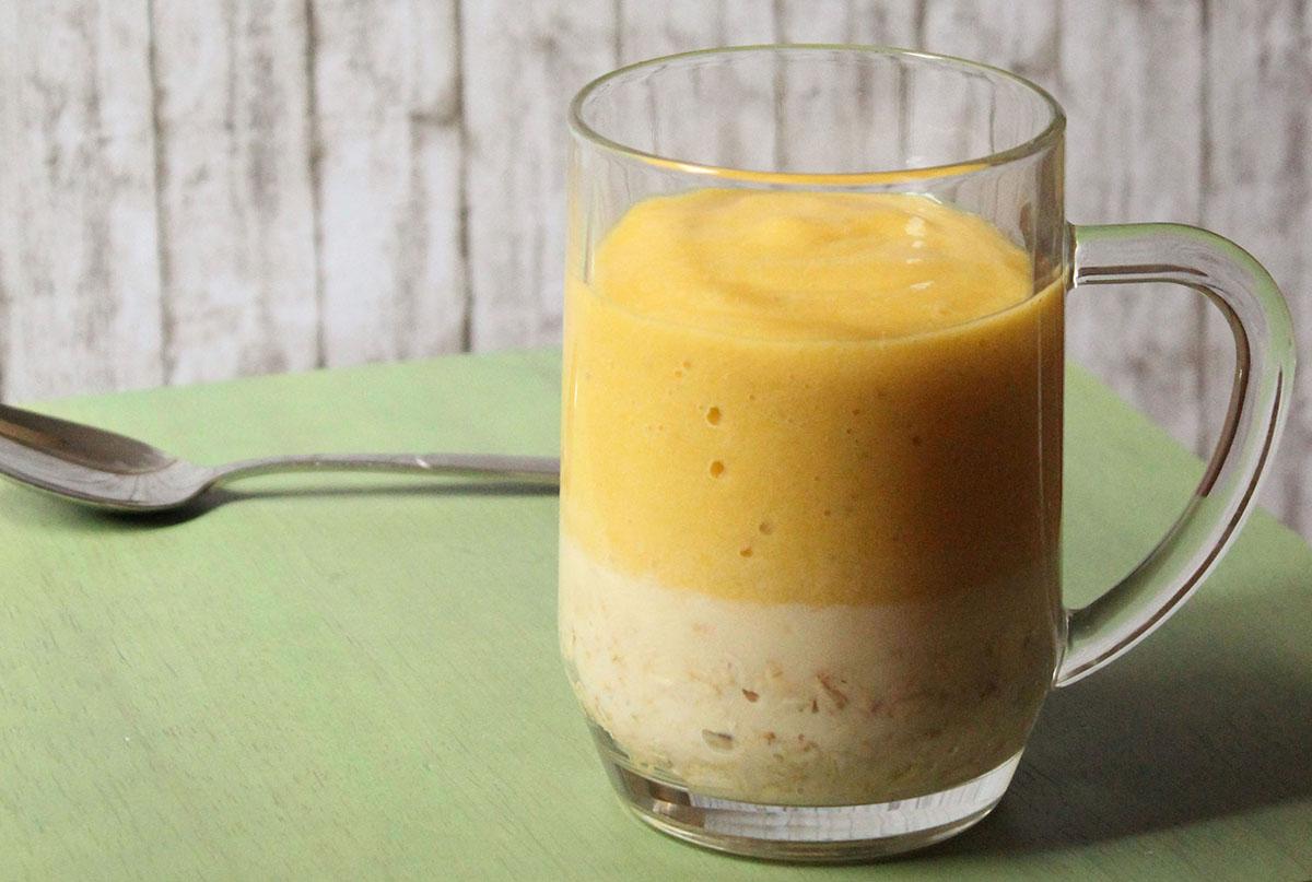 overnight-oats-Mango-Bananenpüree
