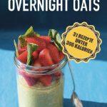 Jetzt neu: Ebook – Overnight Oats zum Abnehmen
