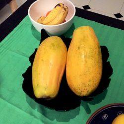 Teneriffa-Oats-Papaya
